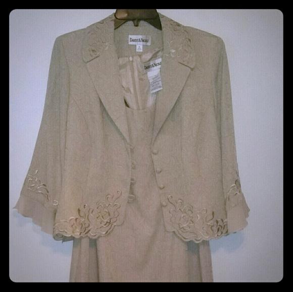 Danny Nicole Dresses Womens 2pc Dress Suit Poshmark